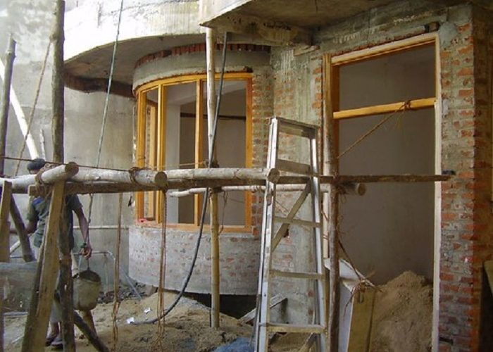 Građevinski materijal za izbeglice u Inđiji i Staroj Pazovi