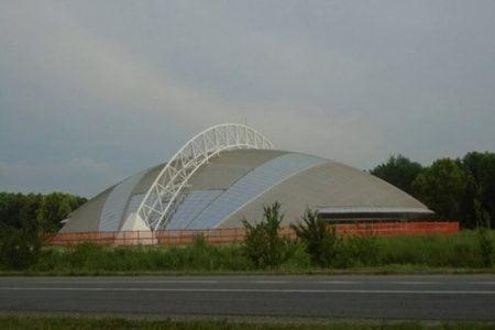 Nastavak izgradnje nove sportske hale