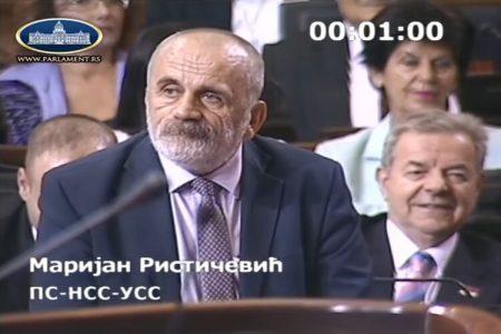 Cenzolovka: Nova demonstracija bahatosti u Skupštini