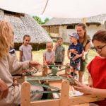 Keltsko selo: i poglavica dobija kuću