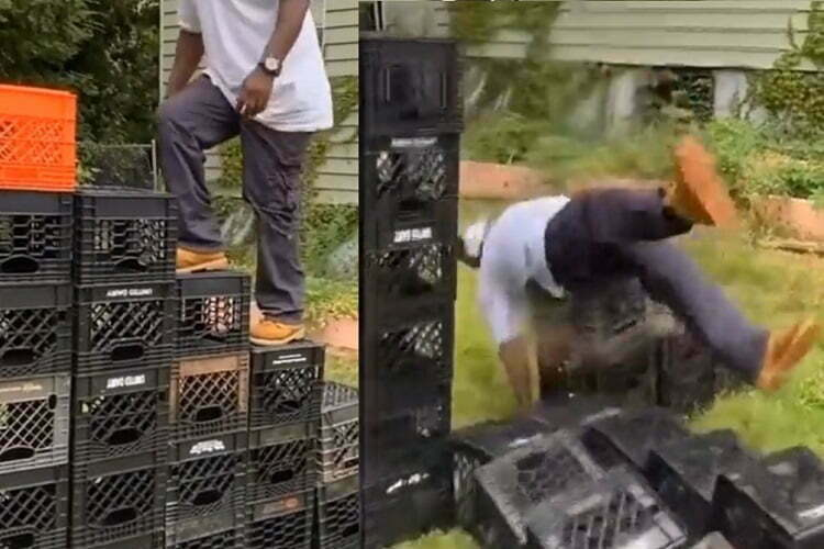 "TikTok zabranio ""Milk Crate Challenge"""
