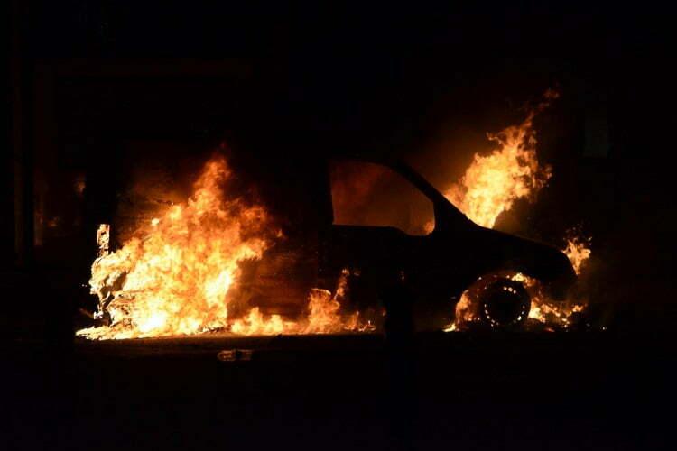 Stigla presuda za paljenje šest automobila iz 2015. godine