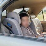 Šta se tačno događa kada ostavite dete u pregrejanom automobilu