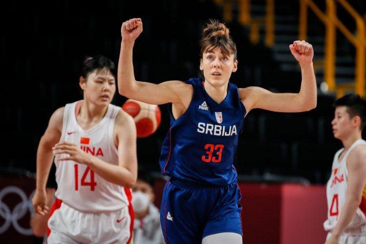 Košarkašice Srbije poražene od SAD, boriće se za bronzu na OI