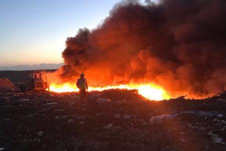 Sve veći broj respiratornih oboljenja zbog požara u Vinči