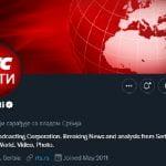 RTS bojkotuje Tviter u znak protesta