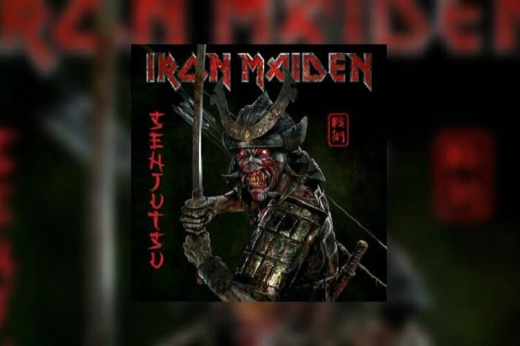 Iroin Maiden se zahvalili Đokoviću na novom albumu