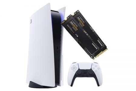 Od danas možete dodati SSD u PlayStation 5