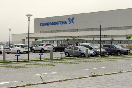 """""""Grundfos"""" i dalje među najvećim izvoznicima"""