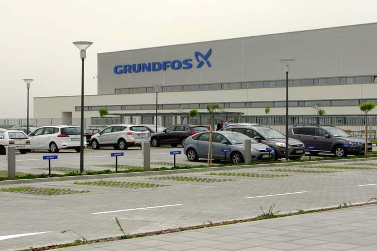 """Brnabić: """"Grundfos"""" je primer napretka Srbije ka EU"""
