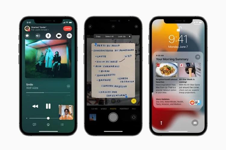 iOS 15 stiže 20. septembra