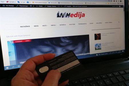 Poskupelo onlajn plaćanje