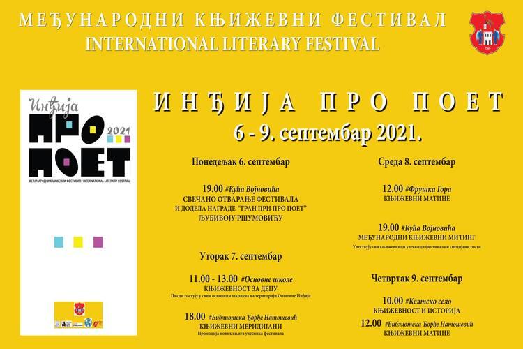 """Pro Poet"" od 6. do 9. septembra"