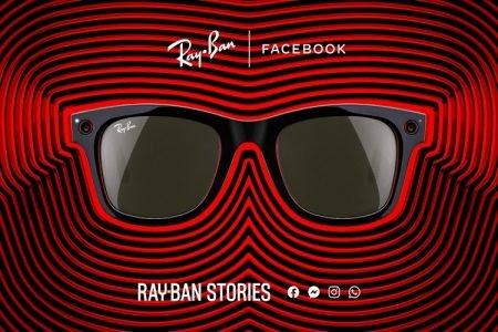 Facebook i Ray-Ban napravili nove pametne naočare