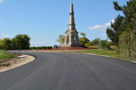Konačno sređen put do spomenika Slankamenačkoj bici