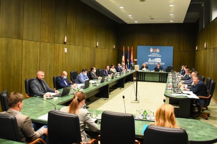 Zasedala pokrajinska vlada, odbornici Inđije na okupu sutra